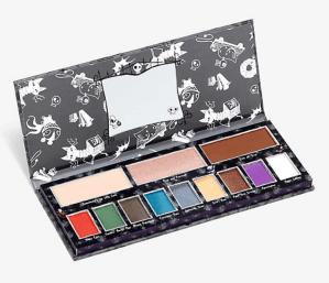 makeup eyeshadow palettes nightmare before christmas