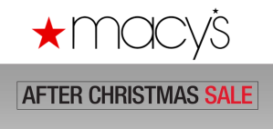 Boxing Day Sale Macy's