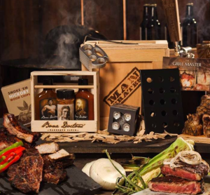 Grill Supplies Gift for Men