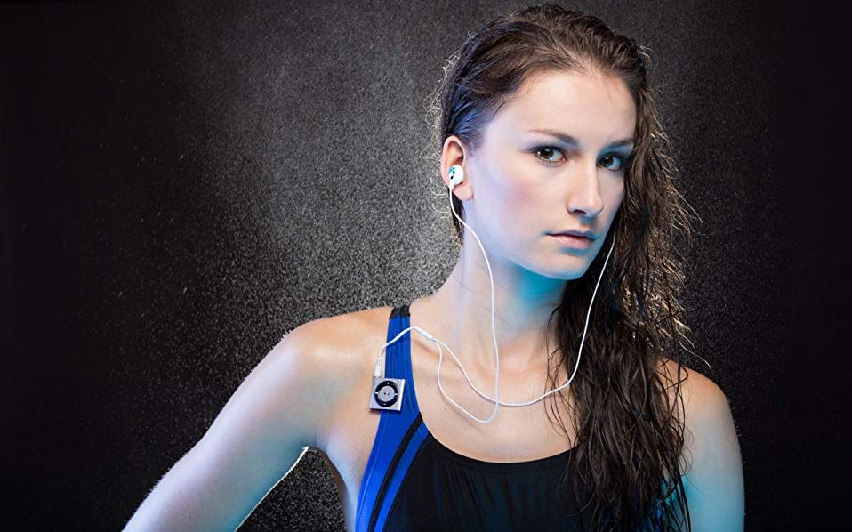 Swimbuds Waterproof Headphones: Listen to Music