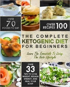 The Complete Ketogenic Diet for Beginners Amazon