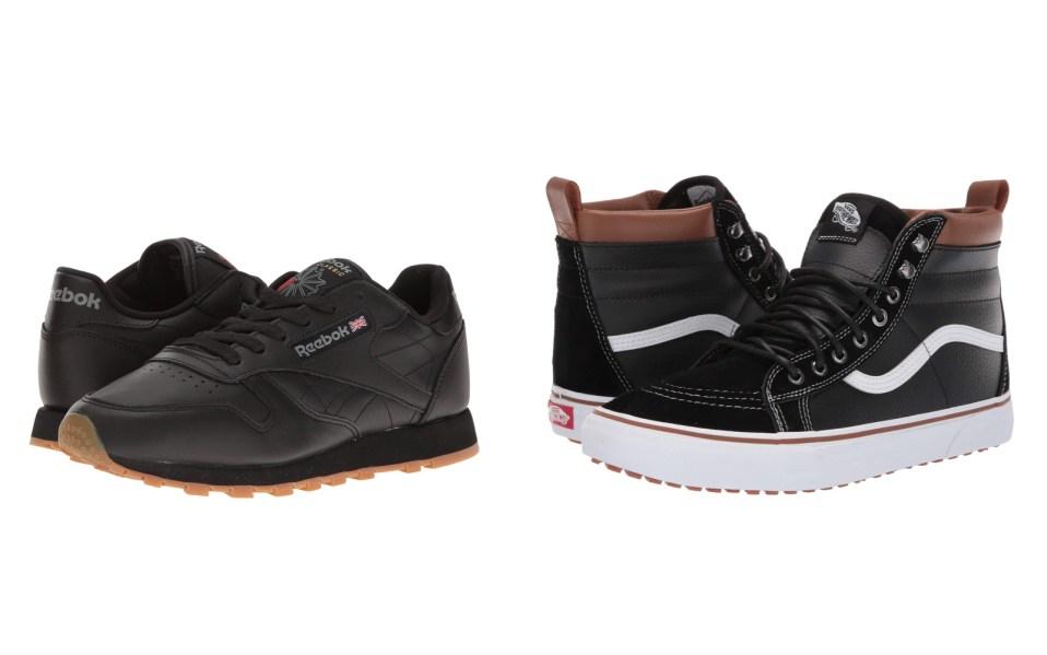 Best Sneakers for Winter: Women's Shoes