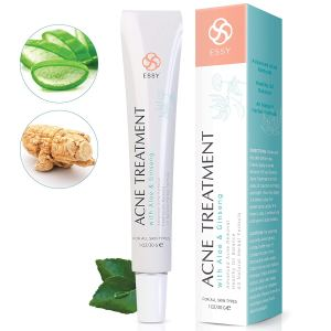 Acne Cream with Aloe and Ginseng