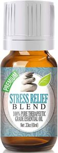how to deal anxiety stress relief essential oil