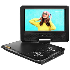 APEMAN 7.5'' Portable DVD Player