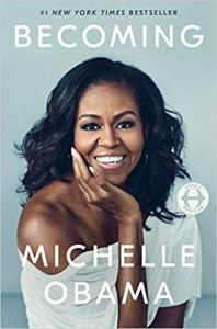 Becoming by Michelle Obama Amazon