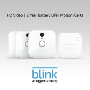 Blink Indoor Home Security Camera System