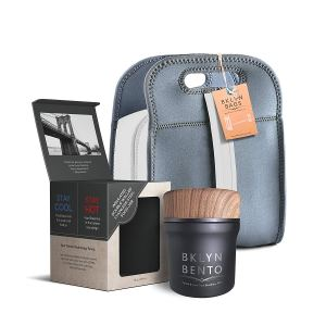 Blue Canyon Thermos Food Jar + Lunch Bag