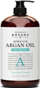 Brooklyn Botany Moroccan Argan Oil Shampoo