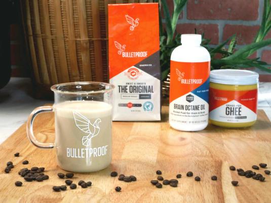 Keto Diet Starter: Bulletproof Coffee On