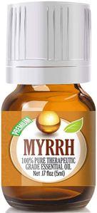 best essential oils tighten myrrh
