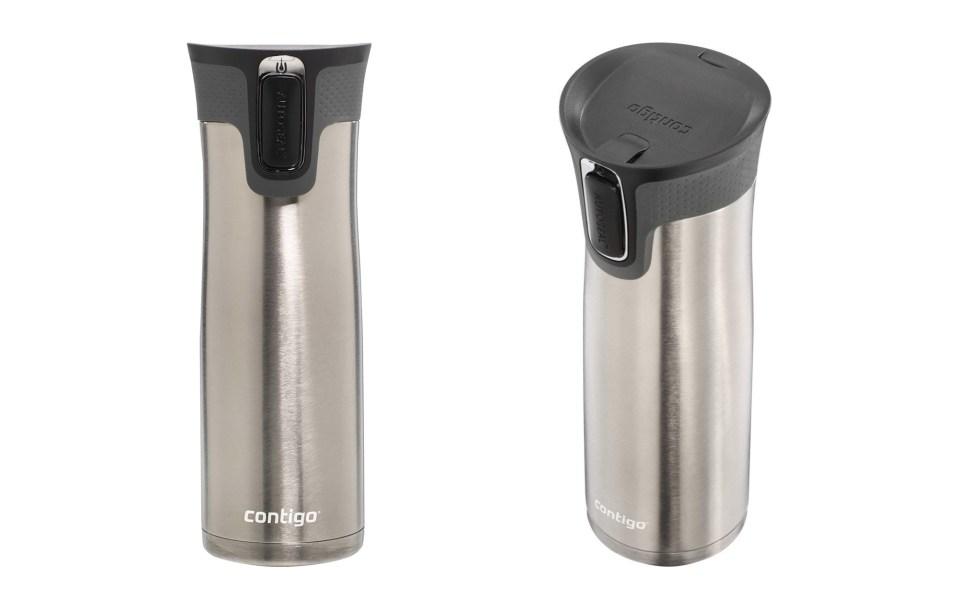 Best Travel Mug: Contigo Coffee Mug