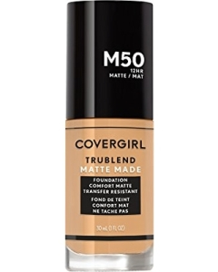Matte Made Foundation Covergirl