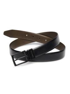 Black Belt Black Buckle Men's