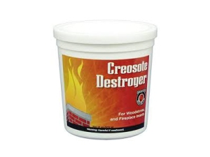 MEECO'S RED DEVIL 25 Creosote Destroyer