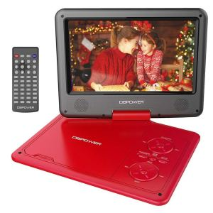 DBPOWER 9.5-Inch Portable DVD Player