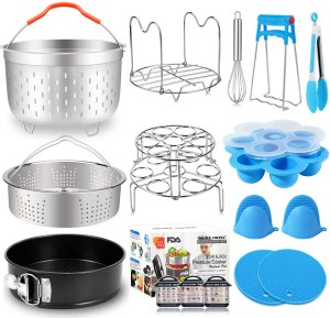 instant pot accessories double couple set