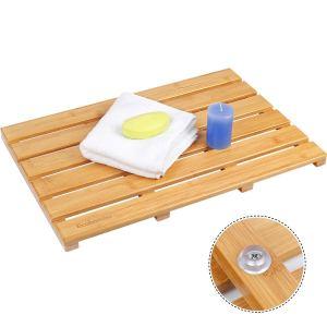 Ecobambu Bamboo Shower Mat