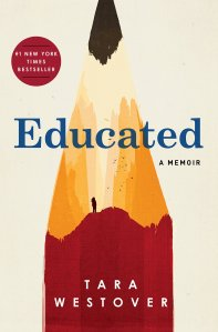 Educated- A Memoir by Tara Westover Amazon