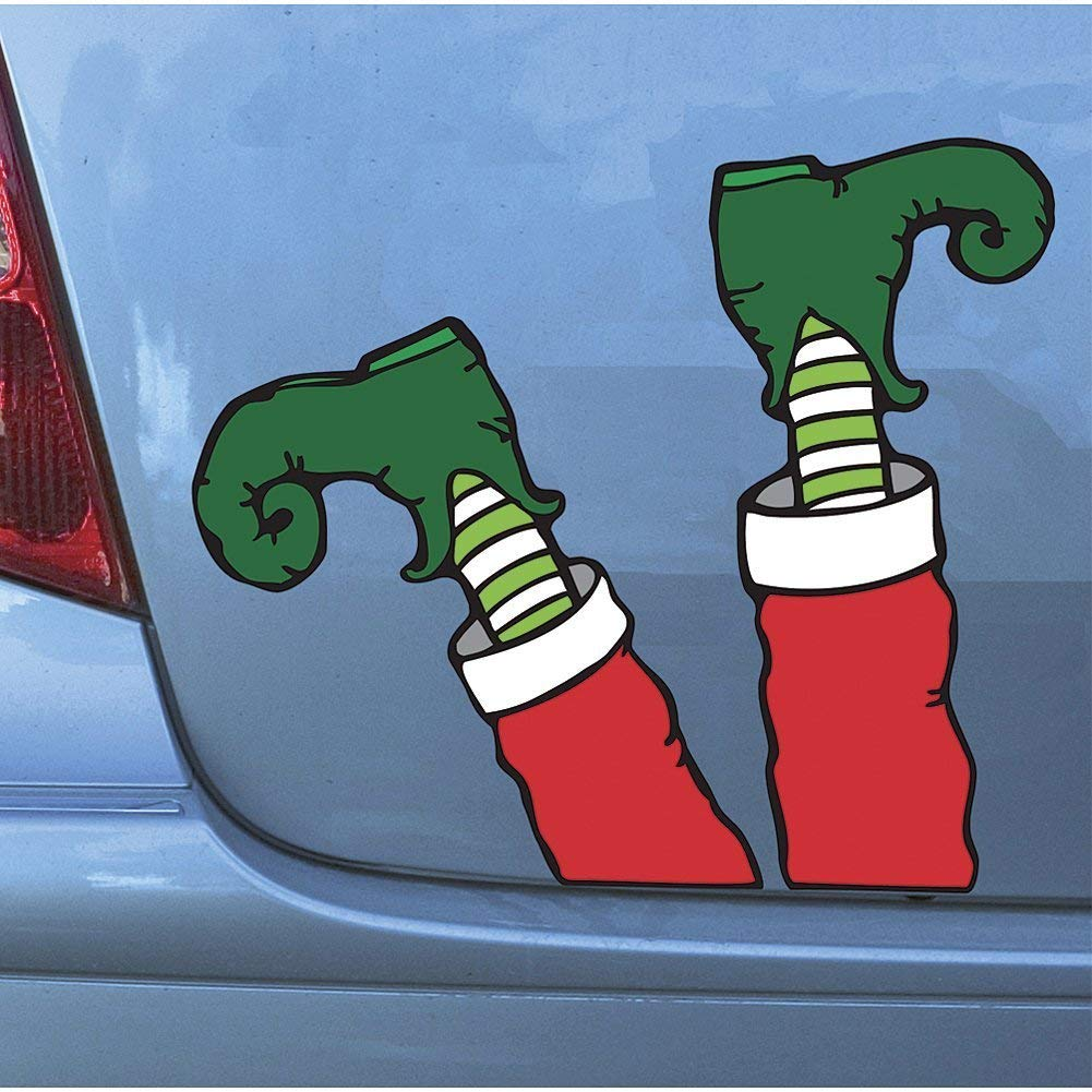 Elf in the trunk