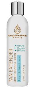 Golden Mountain Self Tanner