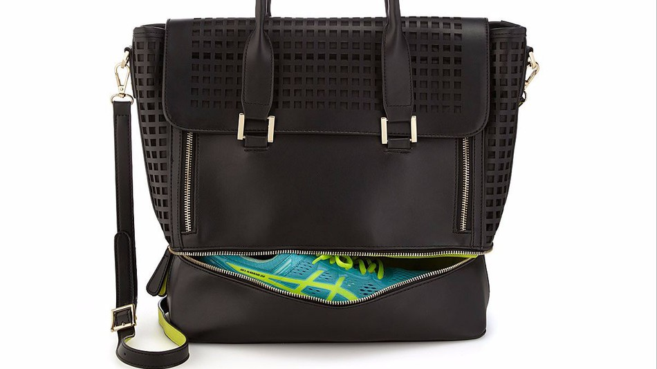 Gym-To-Work Tote Uncommon Goods