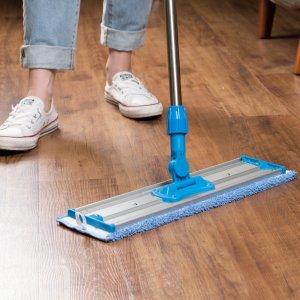 how to clean hardwood floors microfiber