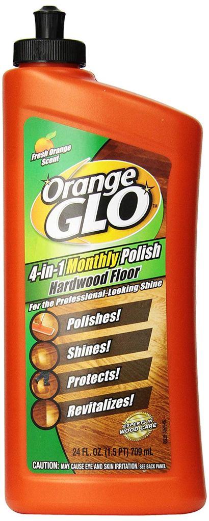 how to clean hardwood floors polish