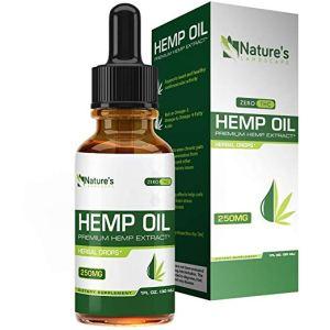 best hemp oil cbd sleep nature's landscape