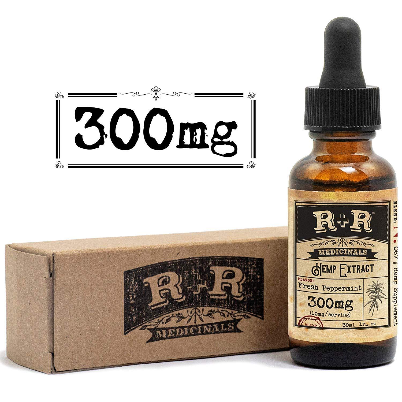 r+r medicinals cbd oil