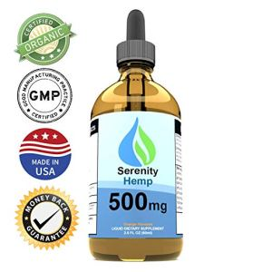 best hemp oil cbd sleep serenity
