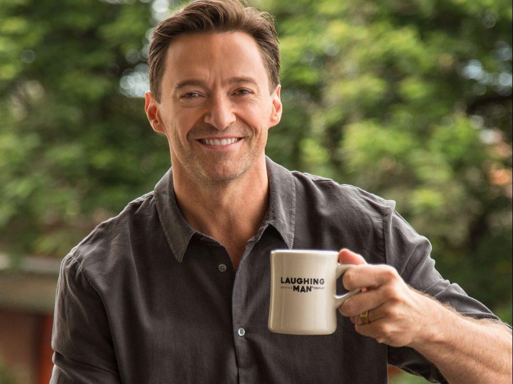 Hugh Jackman Laughing Man Coffee Review: Good Coffee That ...