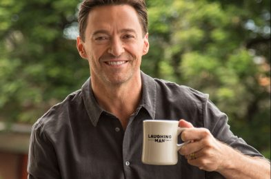 Hugh Jackman coffee