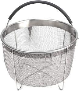instant pot accessories kaviatek the original sturdy basket