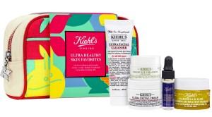 Kiehl's Ultra Healthy Skin Favorites Set for men and women - Best gifts uner $100