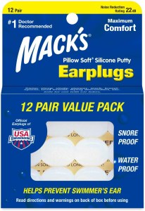 best earplugs macks