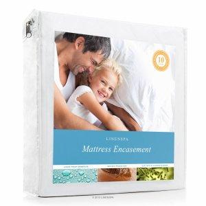 how to clean mattress encasement protector