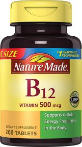 narcolepsy treatment symptoms b12 nature made