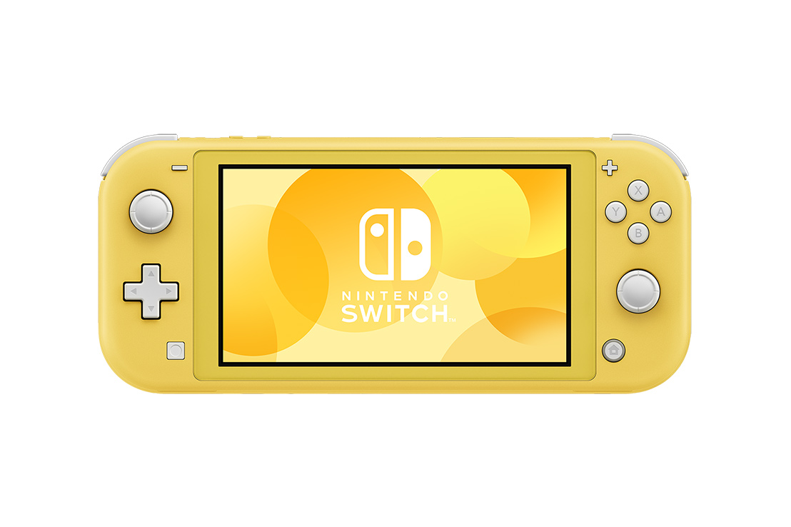 Nintendo Switch Lite portable handheld console