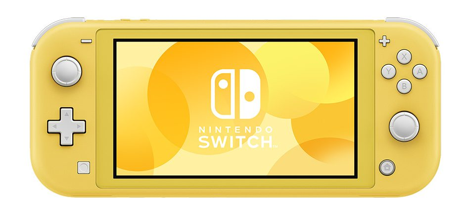 Nintendo Switch Lite portable gaming console