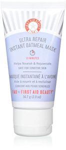 winter skin care repair mask