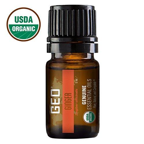 best essential oils ginger geo