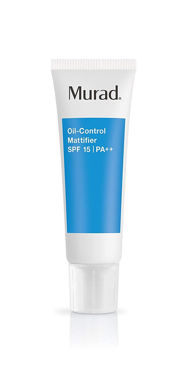 how to oily skin mattifier