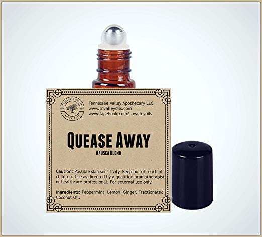 best essential oils quease away