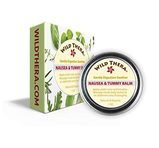 best essential oils nausea tummy balm