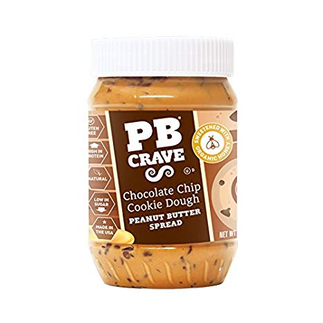 pb crave chocolate chip peanut butter