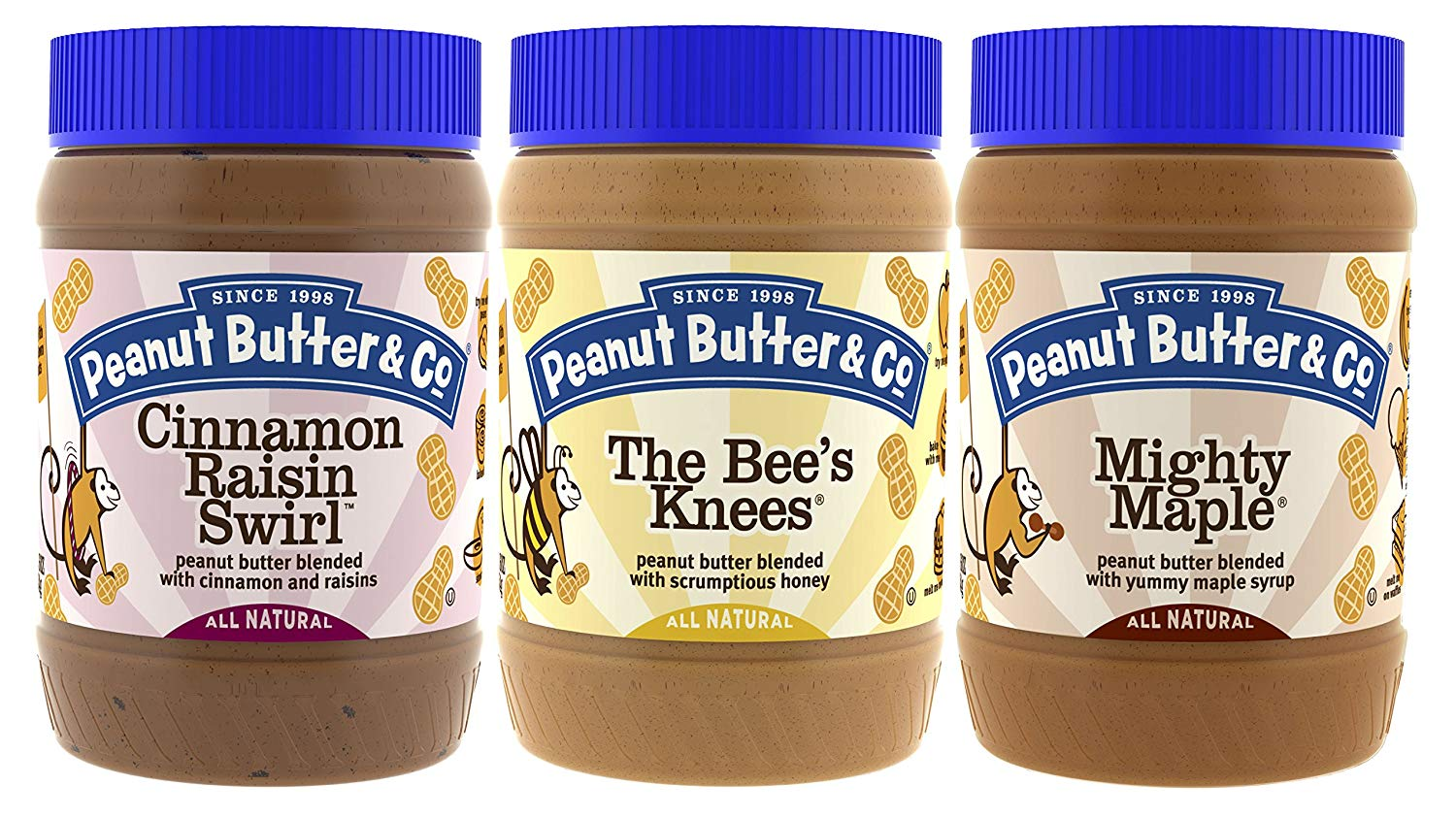 Peanut Butter variety pack