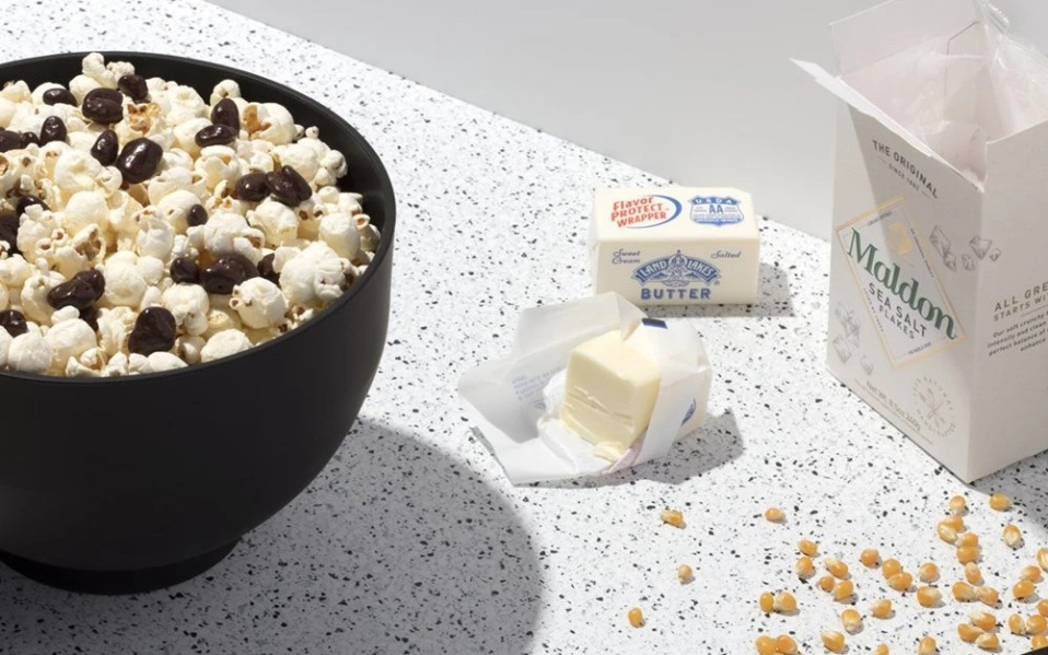 W&P Popcorn Bowl, best gifts for