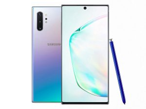 Samsung Galaxy Note 10 and Samsung Galaxy Note 10+ smartphones - Best Gadgets of 2019
