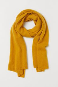 blanket scarves yellow cashmere